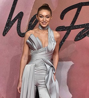 Gigi Hadid wins International Model of the Year Award