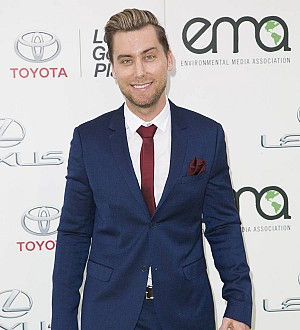 Lance Bass is 'not scared' of attending Pride events