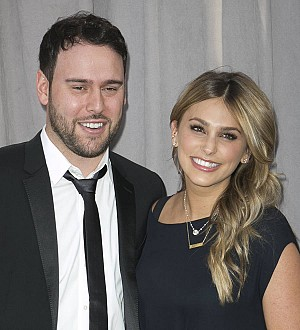 Scooter Braun to be a second-time father