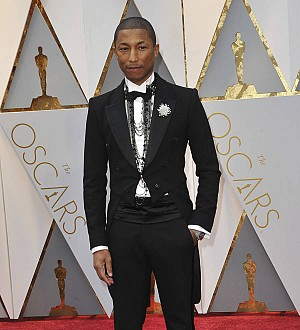 Pharrell Williams receives prestigious French honor