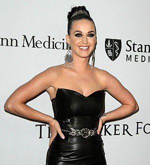 Katy Perry 'jailed for voting' while naked in comedy sketch