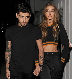 Zayn Malik romances Gigi Hadid with roast dinners