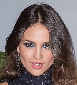 Eiza Gonzalez emerges unscathed from car crash
