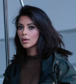 Kim Kardashian involved in car crash