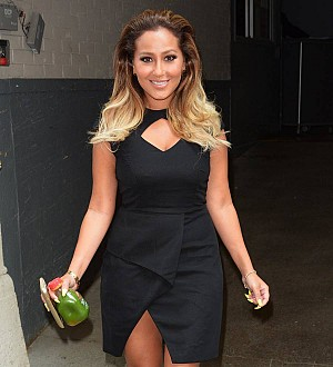 Adrienne Bailon studied language and fashion in Paris over the summer