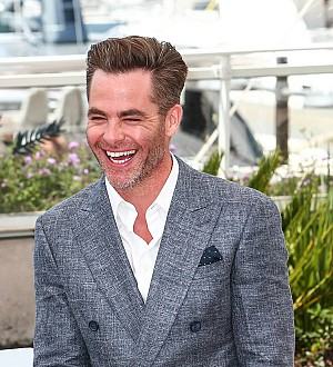 Chris Pine still insecure over bullying