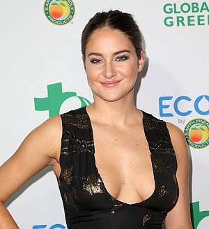 Shailene Woodley arrested for trespassing