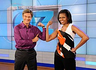 First Lady Appearing on Dr. Oz for