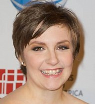Lena Dunham directs film for boyfriend's fashion designer sister