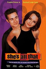 ROMANTIC MOVIE GUILTY PLEASURES: 'She's All That'