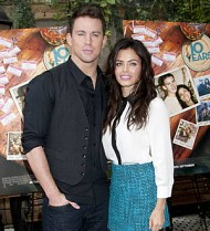 Channing Tatum set to be a dad
