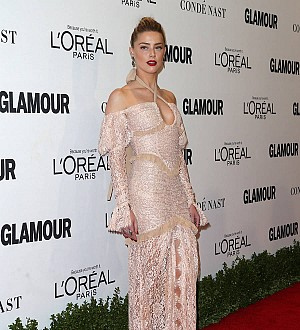 Amber Heard pens emotional open letter about domestic abuse
