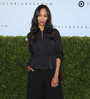 Zoe Saldana allows sons to pick clothes from girls' sections