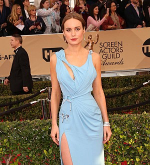 Brie Larson played fairy princess at The Glass Castle premiere