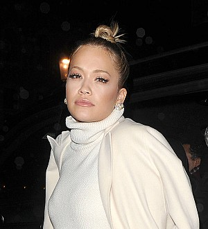Rita Ora: 'I don't hold grudges against my exes'