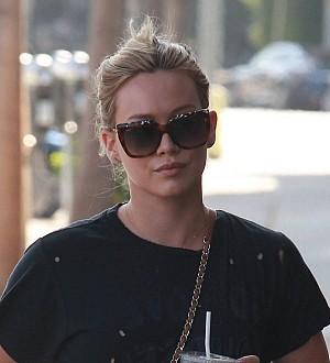 Hilary Duff 'shattered' over dog's death