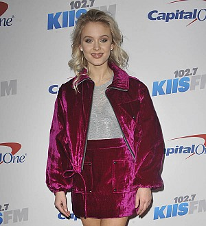 Zara Larsson: 'I vent my frustrations on social media'