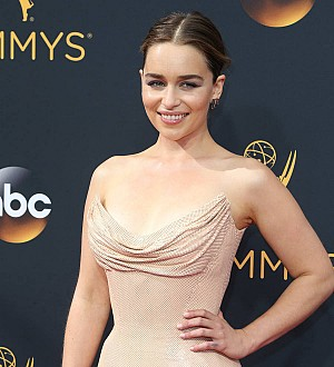 Emilia Clarke uses 'secret' lingerie to boost confidence