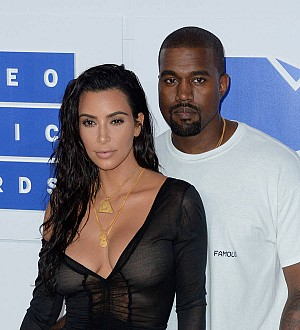 Kanye West spent Thanksgiving in hospital with wife Kim - report