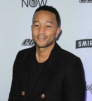 John Legend hopes Donald Trump's presidential run is over before his daughter turns four