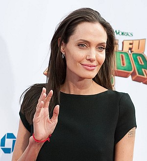 Angelina Jolie celebrates daughter Shiloh's birthday at Disneyland