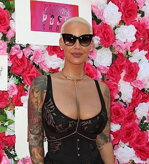 Amber Rose: 'Famous men have touched me inappropriately'