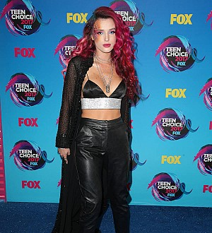 Fashionistas Bella Thorne and Zendaya Shake It Up at Teen Choice Awards