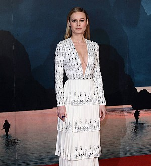 Brie Larson Was in a 'blur' While Shooting Kong: Skull Island