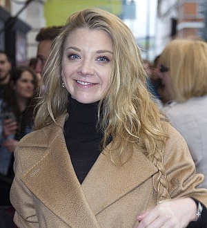 Natalie Dormer celebrated at Max Mara style party
