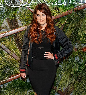 Meghan Trainor to salute Shania Twain at CMT Artists of the Year gala
