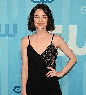 Lucy Hale: 'I've spent a long time figuring out who I am'