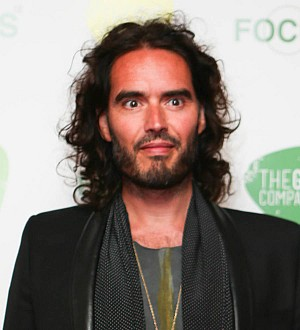 Russell Brand confirms he's going to be a father
