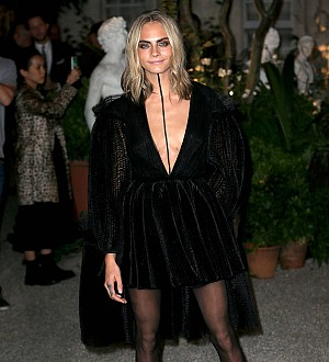Cara Delevingne documentary in the works