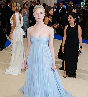 Elle Fanning transformed into a bad girl for Sofia Coppola's latest movie