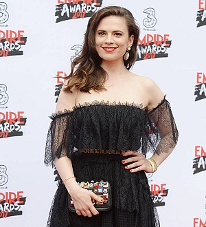 Hayley Atwell: 'I'm not interested in Doctor Who'