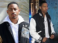 Brandon T. Jackson Carries 'Beverly Hills Cop