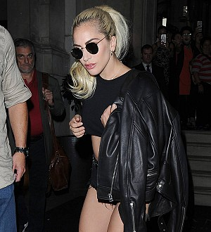 Lady Gaga: 'My dad cried when I passed my driving test'