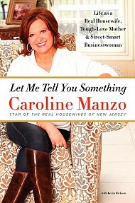 Q&A: Real New Jersey Housewife, Caroline Manzo
