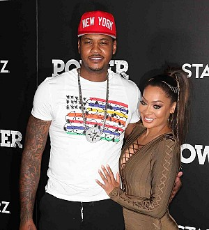 Carmelo and La La Anthony split - report