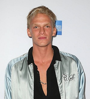 Cody Simpson strums up a friendship with Cruz Beckham