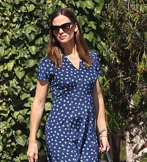 Jennifer Garner upset about magazine divorce article