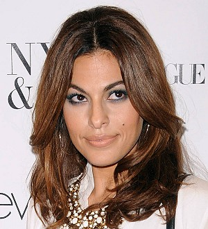 Eva Mendes buried brother days before becoming a mum again