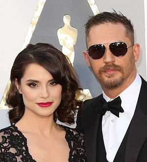 Tom Hardy's wife Charlotte Riley calls for better childcare support in the industry