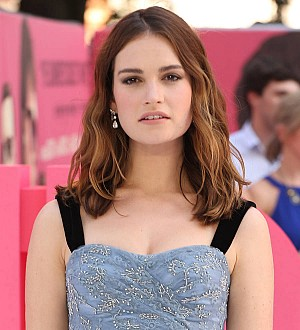 Lily James to play young Meryl Streep in Mamma Mia! sequel