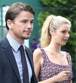 Josh Hartnett and Tamsin Egerton to become parents again