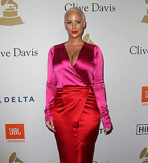 Amber Rose gets giant Hollywood tattoo after Val Chmerkovskiy split