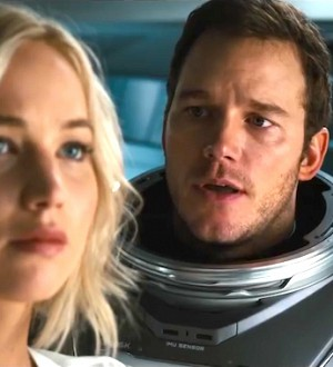 Random Thoughts During the 'Passengers' Trailer!