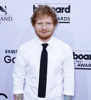 Ed Sheeran offers support for stutter sufferers