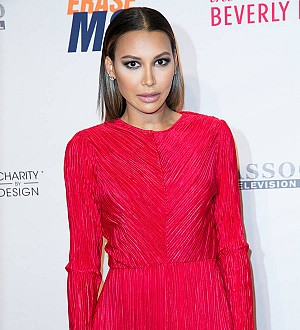 Naya Rivera's high school teacher impressed by actress' new boobs