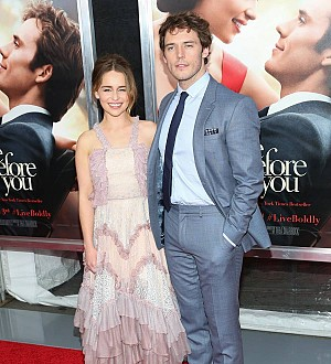 Sam Claflin's kind words for co-star Emilia Clarke